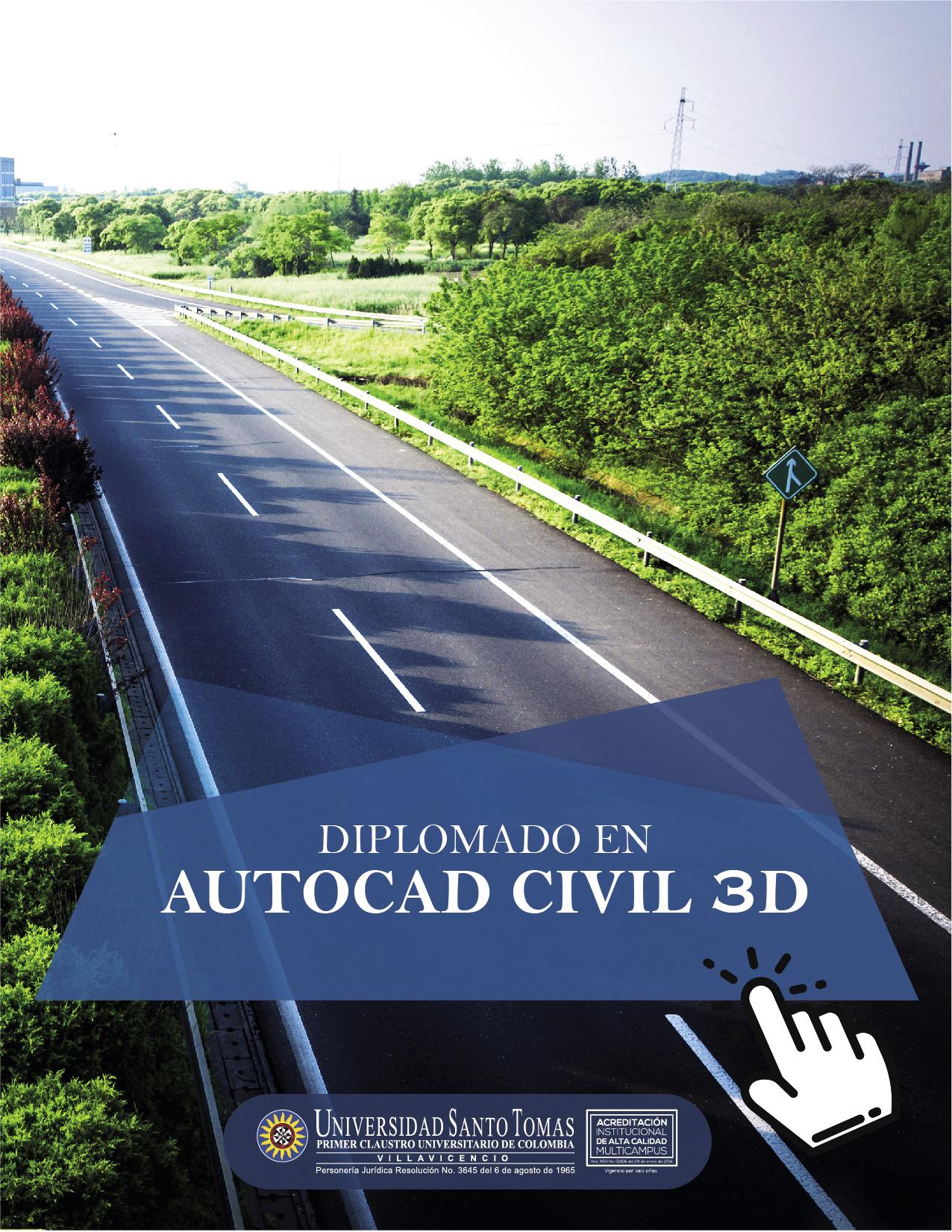 Diplomado en AutoCAD Civil 3D USTA Villavicencio