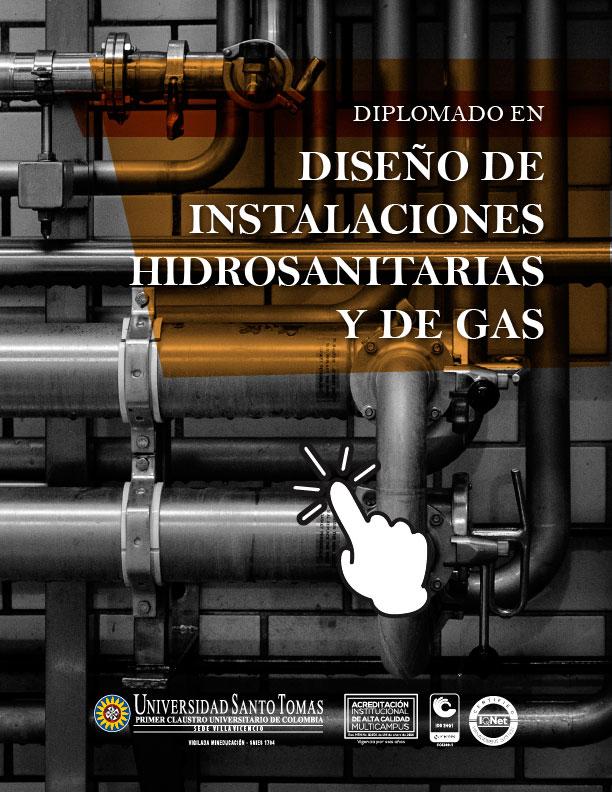 Diplomado en Diseño de Instalaciones Hidrosanitarias y de Gas USTA Villavicencio