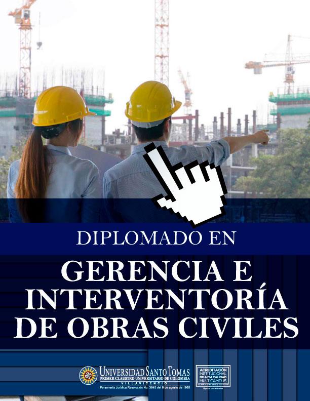 Diplomado en Gerencia e Interventoría de Obras Civiles