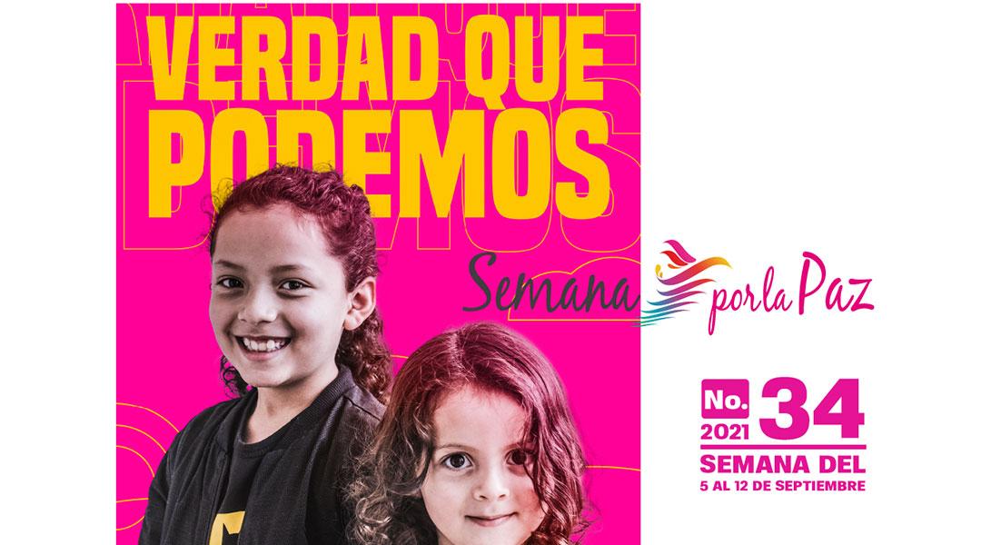 Así se vivió la Semana Por La Paz en la Universidad Santo Tomás